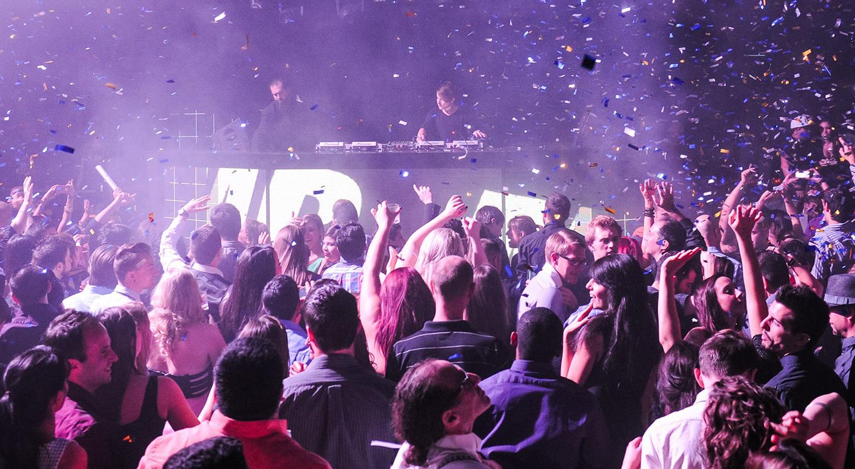 Фото в ночном клубе про